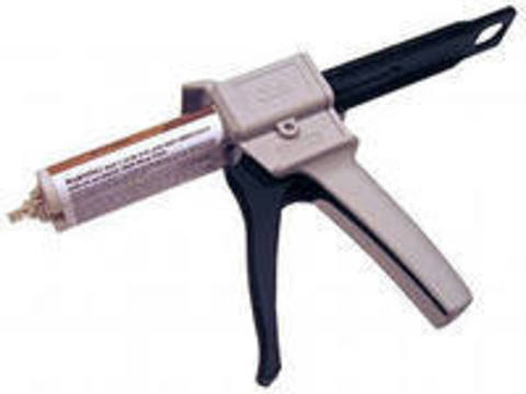 Двухкомпонентный клей 3М DP 490, эпоксидный, двойной картридж (50 мл)