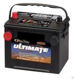 Аккумулятор автомобильный Deka Ultimate 775 DT  ( 12V 75Ah / 12В 75Ач ) - фотография