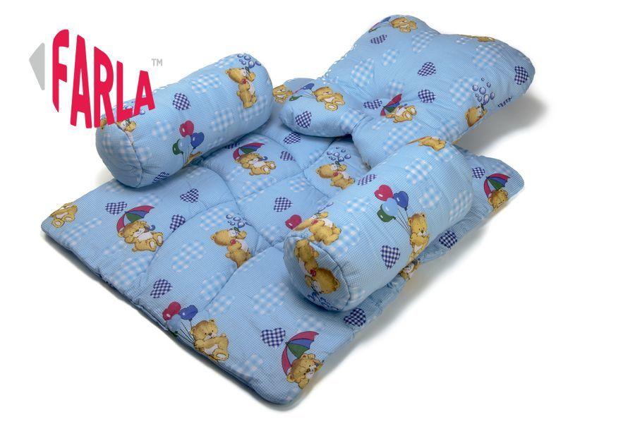Кокон позиционер Подушка для новорожденного Farla Pad Bear kpd4_mish_wm.jpg