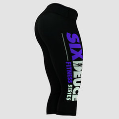 Женские капри SD 3/4 FITNESS PURPLE