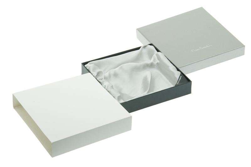 Набор подарочный Pierre Cardin - White ST, записная книжка + шариковая ручка