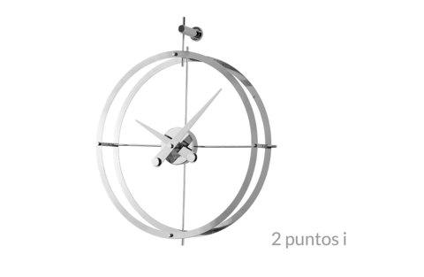 Настенные часы 2 Puntos i