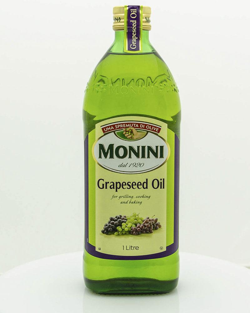 Масло Monini из виноградных косточек 1 л.