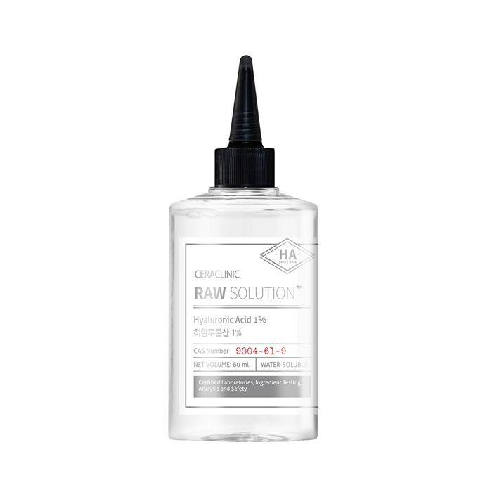 Сыворотки для лица Сыворотка с гиалуроновой кислотой для увлажнения кожи  CERACLINIC Raw Solution Hyaluronic Acid 1% 60 мл 13333_0.jpg