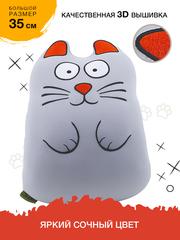 Муфта-подушка антистресс Gekoko «Кот серый» 2