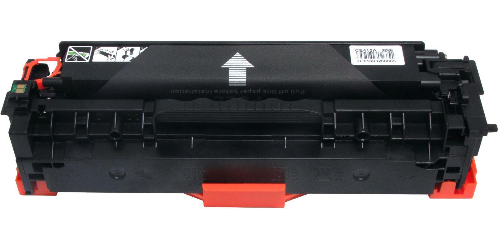 Картридж лазерный цветной ULTRA 305A CE410A черный (black), до 2200 стр.