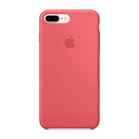 Чехол IP7/8 Silicone Case Pink Citrus