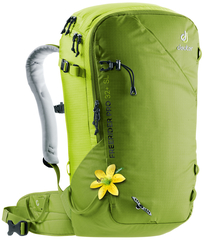 Рюкзак сноубордический Deuter Freerider Pro 32+ SL moss-citrus