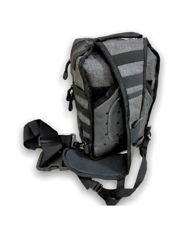 Тактическая сумка GONGTEX (10л) серый