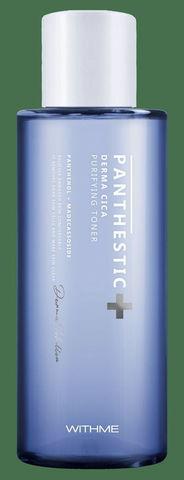 Тонер для лица УСПОКАИВАЮЩИЙ Panthestic Derma Cica Purifying Toner, 500 мл WITHME