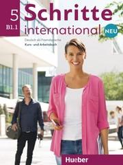 Schritte international Neu 5  Digital KB und AB mit int. Audio- und Video und mit interaktiven Übung
