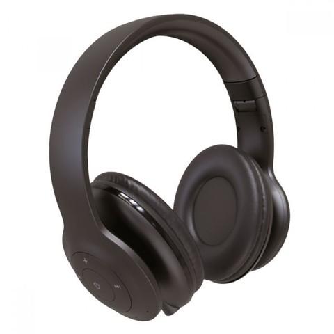 Perfeo BT наушники полноразмерные с микрофоном SOLE чёрные