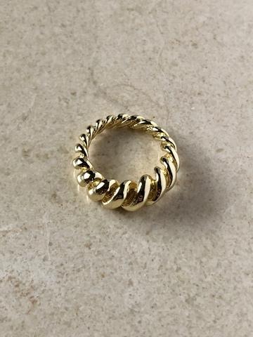 Кольцо Варни, позолота