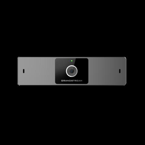Grandstream GVC3212 - Система для видеоконференций. Встроенный Wi-Fi, 2 микрофона с шумоподавлнием, 1xHDMI, 2xUSB, поддержка Miracast и Airplay