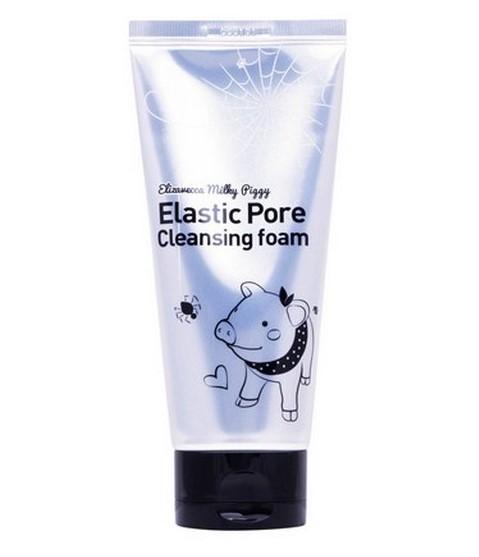 Elizavecca Milky Piggy Elastic Pore Cleansing Foam