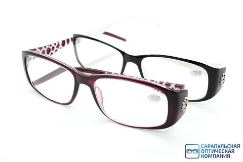Очки готовые для зрения FABIA MONTI пластик FM201