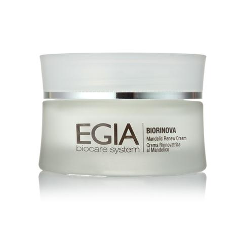 *Крем обновляющий миндальный/Mandelic Renew Cream (EGIA/BIORINOVA/50мл/FP-32)