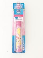 Электрическая зубная щетка  Oral-B детская (Princess) + таймер в подарок