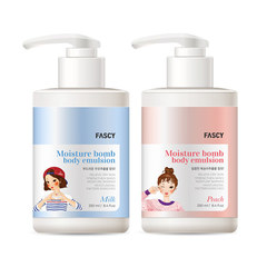 Лосьон для тела FASCY Moisture Bomb Body Emulsion 250ml
