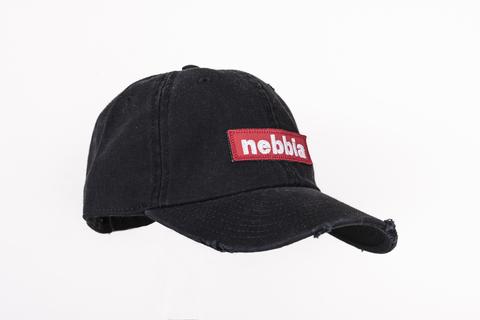 Кепка Nebbia 162 black