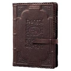 Ежедневник кожаный «Альфа»