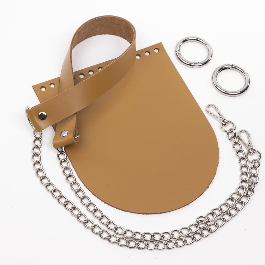 "Каталог Комплект для сумочки Орео ""Мёд"". Ручка с цепочкой IMG_0849.jpg"