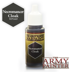 War Paints: Necromancer Cloak
