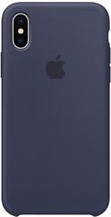 Клип-кейс Apple Silicone Case для iPhone X (ультрафиолет)