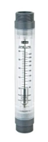 Ротаметр модели Z-4001    0,2-2 GPM (0,045-0,45 м³/час) ½