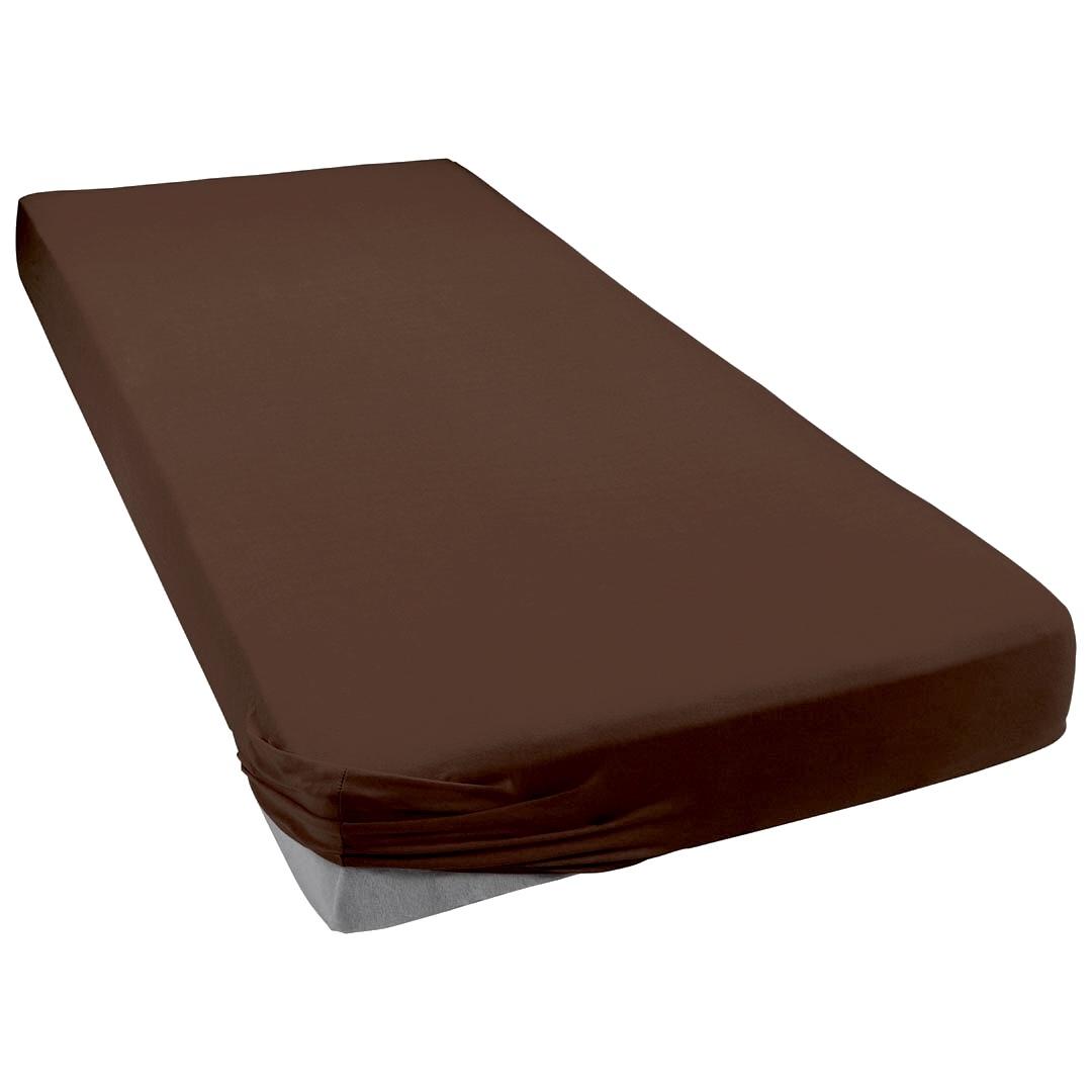 TUTTI FRUTTI шоколад - Евро простыня на резинке