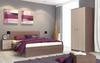 Набор мебели для спальни РОНДО (ясень шимо)