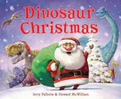 Palotta Jerry; McWilliam Howard. Dinosaur Christmas  (PB) illustr.