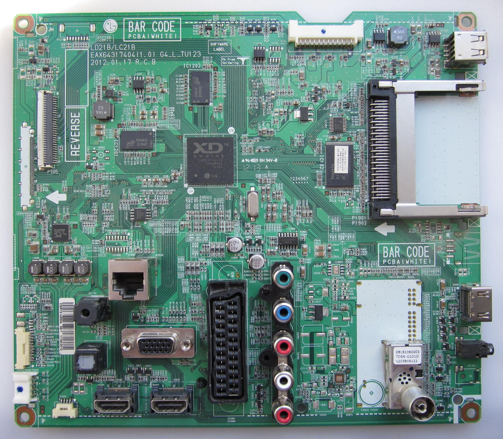 EAX64317404(1.0) EBR76149354