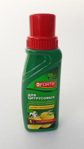 Удобрение для цитрусовых, 285 мл Bona Forte