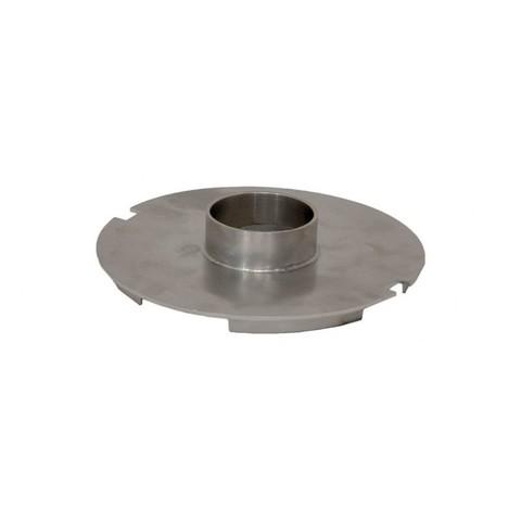 Насадка нержавеющая сталь AISI-304 к скиммеру для подключения пылесоса XENOZONE