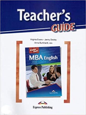 Career Paths MBA Teacher's Guide
