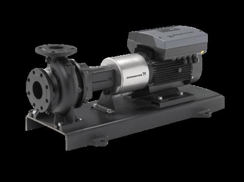 Консольный насос - Grundfos серии NK(E) с оборотами 2900 в мин NK 32-250/262