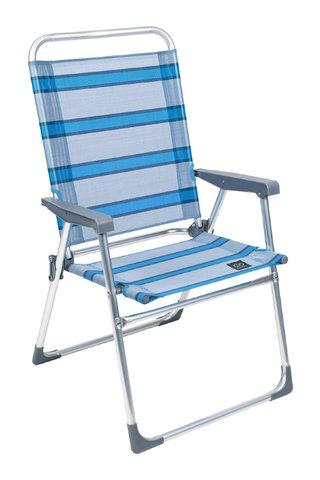 Кресло складное GOGARDEN WEEKEND (алюминий)