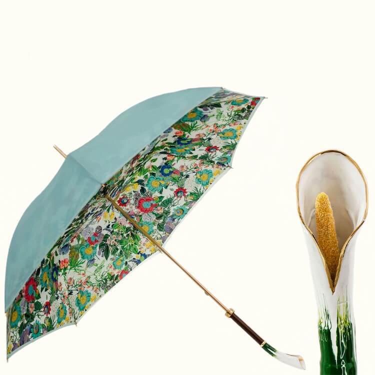 Зонт-трость Pasotti 189 5L011-2 K28 Calla Umbrella