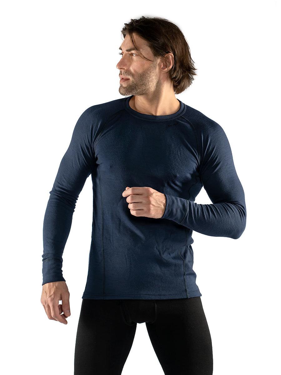 Devold термобелье футболка Duo Active Man Shirt Ink