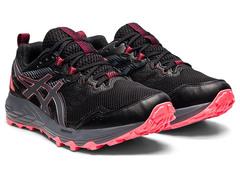 Кроссовки внедорожники  Asics Gel Sonoma 6 G-TX Black-Metropolis женские