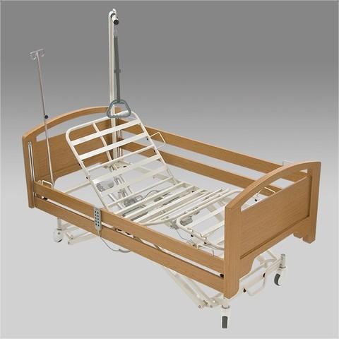 Низкая функциональная кровать с быстрыми электроприводам FS3232WМ - фото