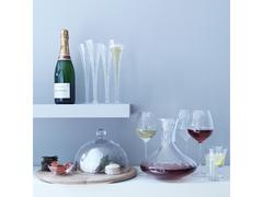Набор из 4 бокалов для шампанского Aurelia, 200 мл, фото 5