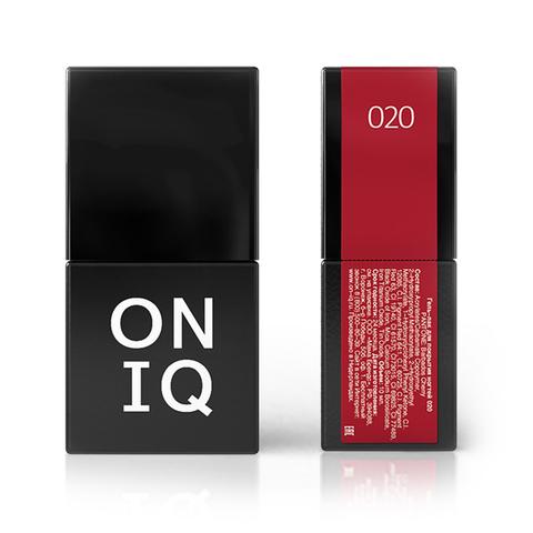OGP-020 Гель-лак для покрытия ногтей. PANTONE: Barbados cherry