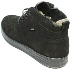 Мужские зимние ботинки на натуральном меху Ikoc 1617-1 WBN.