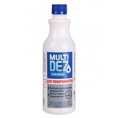 Тефлекс, Мультидез средство для мытья и дезинфекции поверхностей, 500 мл