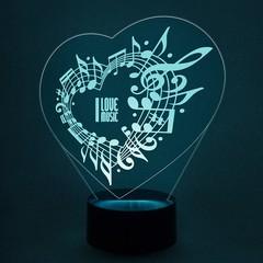 Любовь к музыке