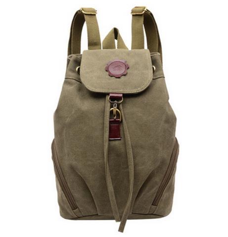 Рюкзак из хлопка MB Scout
