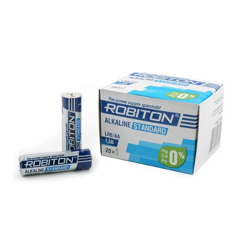 Элемент питания Robiton AA/LR6 (1.5V)