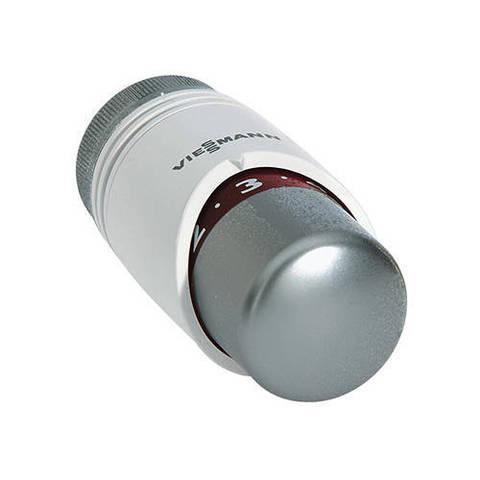 Головка термостатическая Viessmann TRV4 - M30x1.5 (регулировака 7-31°C, шкала 0-5, цвет хром/белый)